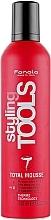 Voňavky, Parfémy, kozmetika Mušt extra silná fixácia - Fanola STools Total Mousse Extra Strong Hair Mousse