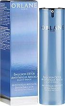 Voňavky, Parfémy, kozmetika Emulzia na tvár - Orlane Anti-Fatigue Absolute Detox Emulsion