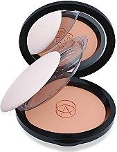 Voňavky, Parfémy, kozmetika Kompaktný púder na tvár - Astra Make-Up Natural Skin Powder