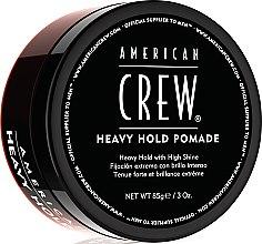 Voňavky, Parfémy, kozmetika Stylingová pomáda, super odolná - American Crew Heavy Hold Pomade