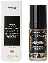 Voňavky, Parfémy, kozmetika Make-up - Korres Black Pine Lifting, Firming & Brightening Foundation
