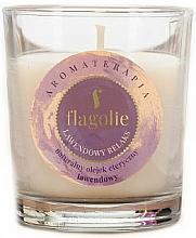 """Voňavky, Parfémy, kozmetika Vonná sviečka """"Levanduľa"""" - Flagolie Fragranced Candle Lavender Relax"""