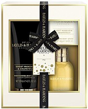 Voňavky, Parfémy, kozmetika Sada - Baylis & Harding Sweet Mandarine and Grapefruit (b/lot/125ml + b/wash/100ml + soap/40g)