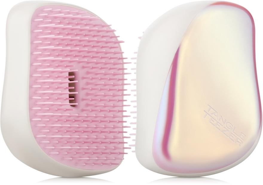 Kompaktná kefa na vlasy - Tangle Teezer Compact Styler Smooth and Shine