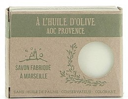 Voňavky, Parfémy, kozmetika Marseillské mydlo s olivovým olejom - Foufour A l'Huile d'Olive AOC Provence