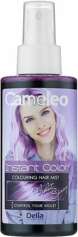 Tónovací srej na vlasy - Delia Cameleo Instant Color
