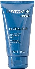 Voňavky, Parfémy, kozmetika Čistiaci gél - Phytomer Homme Global Pur Detoxifying Cleansing Gel