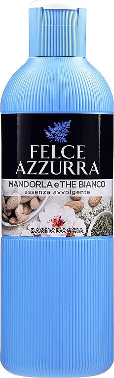 Sprchový gél - Felce Azzurra Almond And White Tea Shower Gel