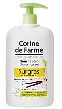 """Voňavky, Parfémy, kozmetika Sprchový krém """"Vanilka"""" - Corine De Farme Shower Cream"""