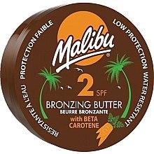 Voňavky, Parfémy, kozmetika Telový olej s účinkom bronzového opálenia - Malibu Bronzing Body Butter SPF 2