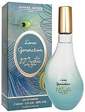 Voňavky, Parfémy, kozmetika Jeanne Arthes Love Generation Mystic - Parfumovaná voda