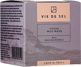 Voňavky, Parfémy, kozmetika Maska na tvár - Vie De Sel Facial Mud Mask