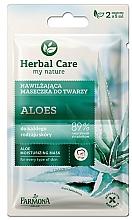 """Voňavky, Parfémy, kozmetika Maska pre všetky typy pleti """"Aloe"""" - Farmona Herbal Care"""