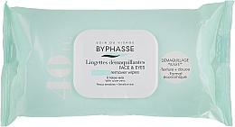 Voňavky, Parfémy, kozmetika Servítky na odstránenie make-upu - Byphasse Make-up Remover Aloe Vera Sensitive Skin Wipes