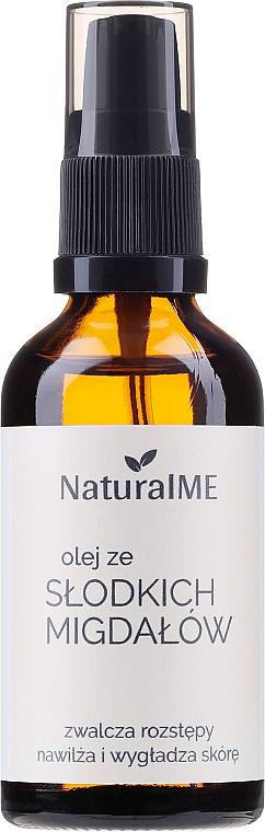 Sladký mandľový olej - NaturalME