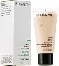 Voňavky, Parfémy, kozmetika Čistiaci krém Juvanil - Academie Juvanyl Cream Purifying Care