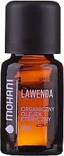 Voňavky, Parfémy, kozmetika Organický éterický olej Levanduľa - Mohani Lavender Organic Oil