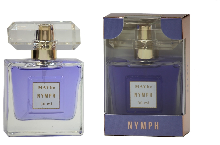 Christopher Dark MAYbe Nymph - Parfumovaná voda