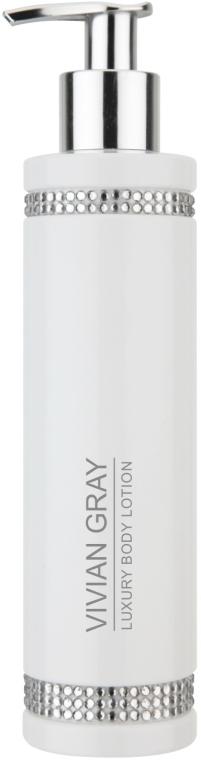 Telové mlieko - Vivian Gray White Crystals Luxury Body Lotion — Obrázky N1