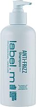 Voňavky, Parfémy, kozmetika  Vyhladzujúci šampón  - Label.m Anti-Frizz Shampoo