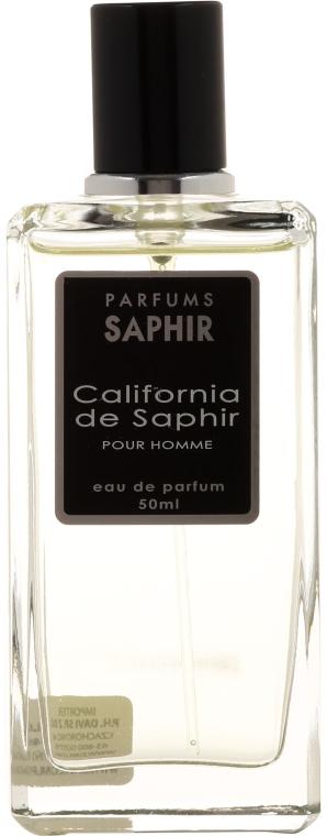 Saphir Parfums California - Parfumovaná voda (tester s viečkom)