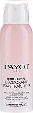 Voňavky, Parfémy, kozmetika Dezodoračný antiperspirant - Payot Rituel Corps 48H Antiperspirant Alcohol Free