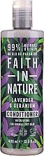 Voňavky, Parfémy, kozmetika Kondicionér pre normálne a suché vlasy - Faith in Nature Lavender & Geranium Conditioner