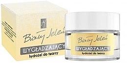 Voňavky, Parfémy, kozmetika Vyhladujúci hydrogél na tváre - Bialy Jelen Hydrogel