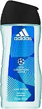 Voňavky, Parfémy, kozmetika Adidas UEFA Champions League Dare Edition - Sprchový gél