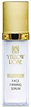 Voňavky, Parfémy, kozmetika Spevňujúce sérum so zlatom - Yellow Rose Golden Line Face Firming Serum