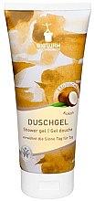 """Voňavky, Parfémy, kozmetika Sprchový gél """"Kokos"""" - Bioturm Coconut Shower Gel No.74"""