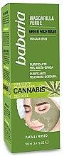 Voňavky, Parfémy, kozmetika Čistiaca maska - Babaria Cannabis