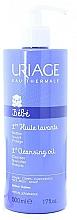 Voňavky, Parfémy, kozmetika Čistiaci penový olej na tvár - Uriage Bebe Cleansing Oil