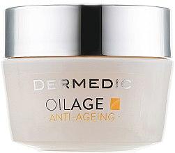 Voňavky, Parfémy, kozmetika Nočný výživný krém na tvár - Dermedic Oilage Repairing Night Cream