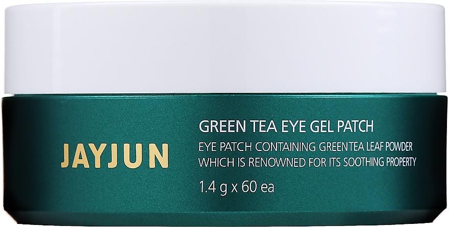 Hydrogélové náplasti so zeleným čajom - Jayjun Green Tea Eye Gel Patch