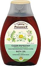 """Voňavky, Parfémy, kozmetika Kúpeľový olej """"Čajovník"""" - Green Pharmacy Tea Tree Bath Oil"""