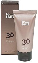 Voňavky, Parfémy, kozmetika Krém na tvár s SPF 30 - Le Tout Facial Sun protect