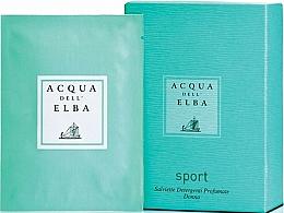 Voňavky, Parfémy, kozmetika Acqua Dell Elba Sport - Parfumované obrúsky