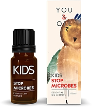 Voňavky, Parfémy, kozmetika Zmes éterických olejov pre deti - You & Oil KI Kids-Stop Microbes Essential Oil Mixture For Kids
