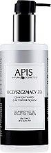 Voňavky, Parfémy, kozmetika Čistiaci gél na umývanie s uhlím - APIS Professional Cleansing Gel
