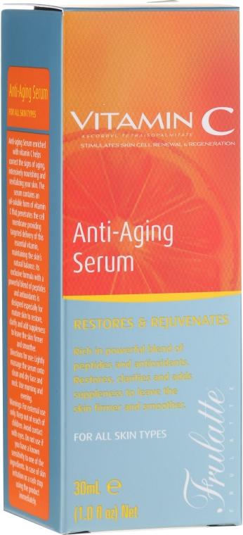 Sérum na tvár s vitamínom C - Frulatte Vitamin C Anti-Aging Face Serum