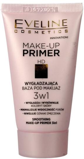Základ pod make-up - Eveline Cosmetics Smoothing Make-up Primer 3v1