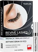 Voňavky, Parfémy, kozmetika Sérum pre rast rias - Floslek Revive Lashes Eyelash Enhancing Serum