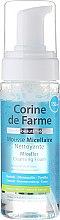 Voňavky, Parfémy, kozmetika Čistiaca micelárna penka - Corine de Farme Micelar Cleansing Foam