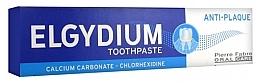 Voňavky, Parfémy, kozmetika Zubná pasta - Elgydium Anti-Plaque Toothpaste