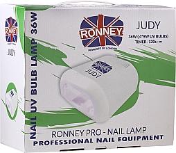 Voňavky, Parfémy, kozmetika Lampa na nechty UV, červená - Ronney Profesional Judy UV 36W (GY-UV-230) Lamp