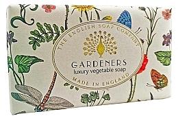 Voňavky, Parfémy, kozmetika Exfoliačné mydlo - The English Soap Company Vintage Collection Gardeners Exfoliating Soap