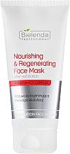 Voňavky, Parfémy, kozmetika Výživná maska po exfoliácii - Bielenda Professional Exfoliation Face Program Nourishing And Regenerating Face Mask