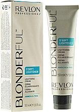 Voňavky, Parfémy, kozmetika Krém-zosvetľovač - Revlon Professional Blonderful Soft Lightener Cream