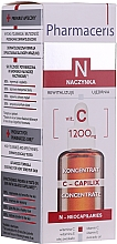 Voňavky, Parfémy, kozmetika Nočné sérum s vitamínom C - Pharmaceris N Serum with Vit. C 1200mg Strengtening and Smoothing